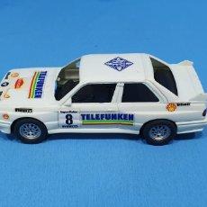 Scalextric: CARROCERÍA, CHASIS Y RUEDAS DE COCHE SCALEXTRIC - BMW M3. Lote 242244485