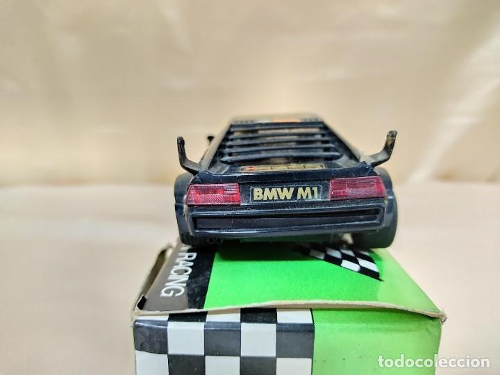 Scalextric: COCHE BMW M1 20 ANIVERSARIO EDICIÓN LIMITADA SCALEXTRIC CON CAJA - Foto 6 - 221454976