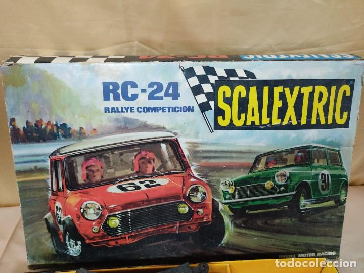 Scalextric: Scalextric RC-24. COMPLETO. - Foto 21 - 221456190