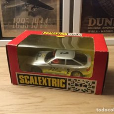 Scalextric: SCALEXTRIC EXIN TOYOTA CELICA PALAU PLATA. Lote 221499965