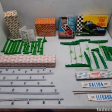 Scalextric: LOTE SCALEXTRIC COMPLEMENTOS EXIN. Lote 221683467
