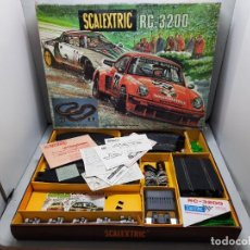 Scalextric: SCALEXTRIC CIRCUITO RC 3200 EXIN. Lote 221827547