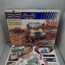 Scalextric: SCALEXTRIC CIRCUITO STS 4X4 SUPER TRACTION SYSTEM 2020 EXIN. Lote 221831541