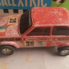 Scalextric: RENAULT 5 R-5 COPA, ROJO, REF. 4058 SCALEXTRIC EXIN. Lote 221983953