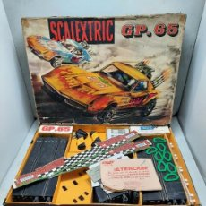Scalextric: SCALEXTRIC CIRCUITO G.P 65 EXIN. Lote 222072241