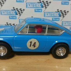 Scalextric: SEAT 850 AZUL SCALEXTRIC EXIN. Lote 222285811