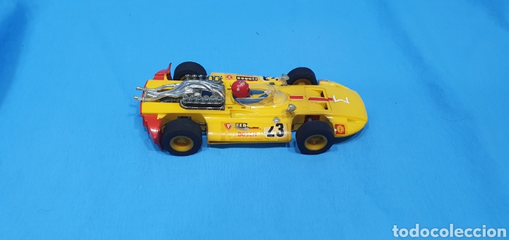 COCHE SCALEXTRIC - SIGMA C-47 (Juguetes - Slot Cars - Scalextric Exin)