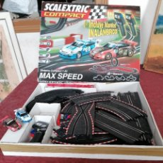 Scalextric: SCALEXTRIC COMPACT. Lote 222727398