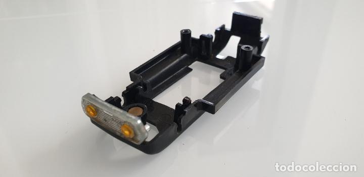 MINI COOPER C45 CHASIS ORIGINAL DE SCALEXTRIC EXIN (Juguetes - Slot Cars - Scalextric Exin)