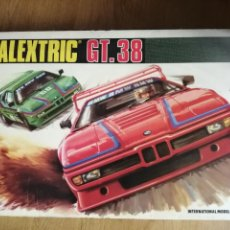 Scalextric: SCALEXTRIC GT 38 COMPLETO. Lote 222871048