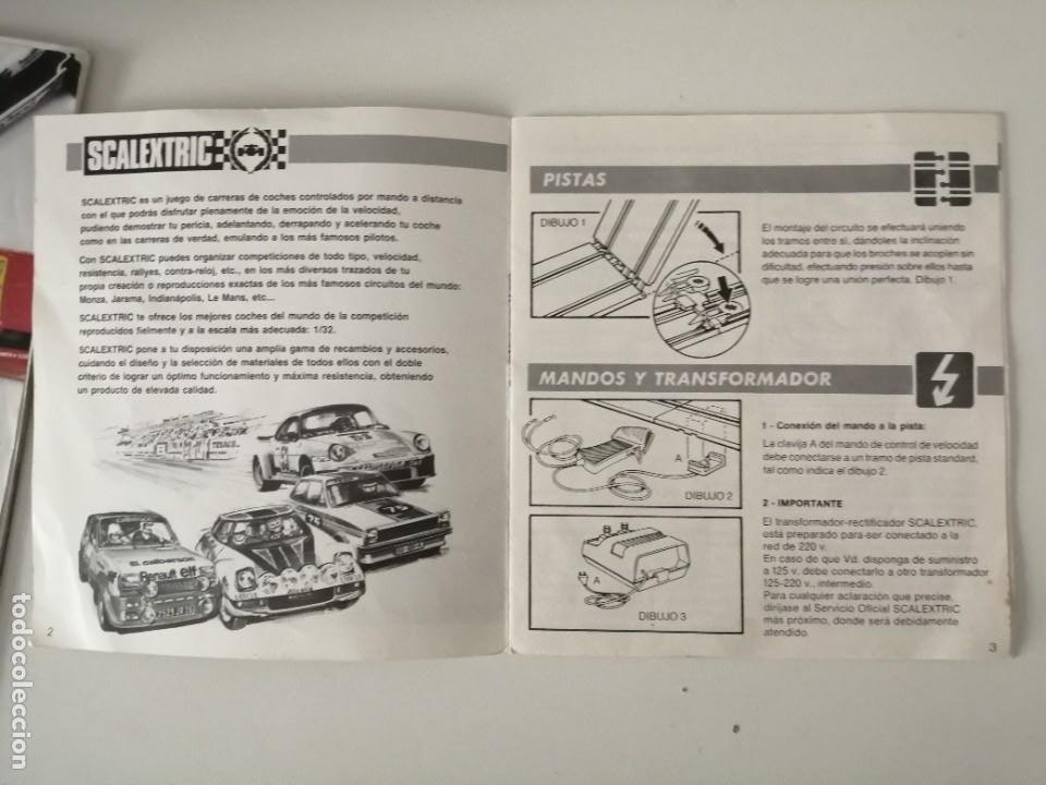 Scalextric: Scalextric GT 38 completo - Foto 25 - 222871048