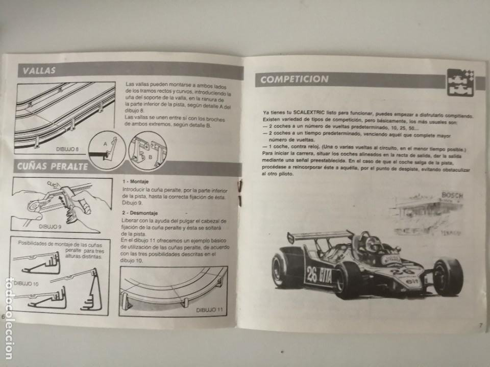 Scalextric: Scalextric GT 38 completo - Foto 26 - 222871048