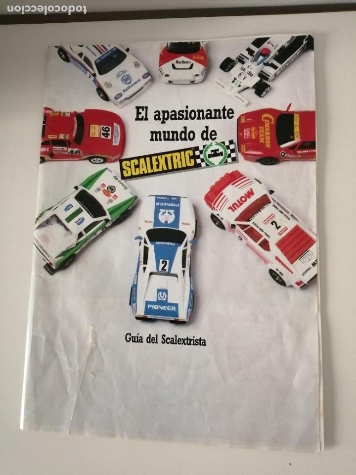Scalextric: Scalextric GT 38 completo - Foto 27 - 222871048
