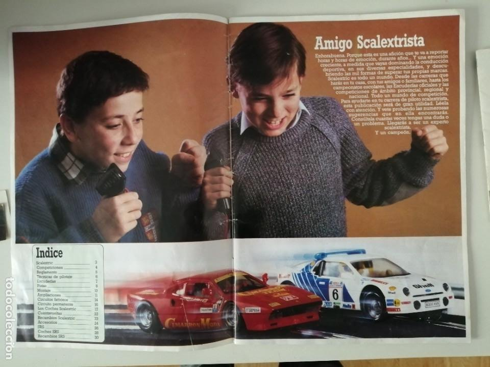 Scalextric: Scalextric GT 38 completo - Foto 28 - 222871048