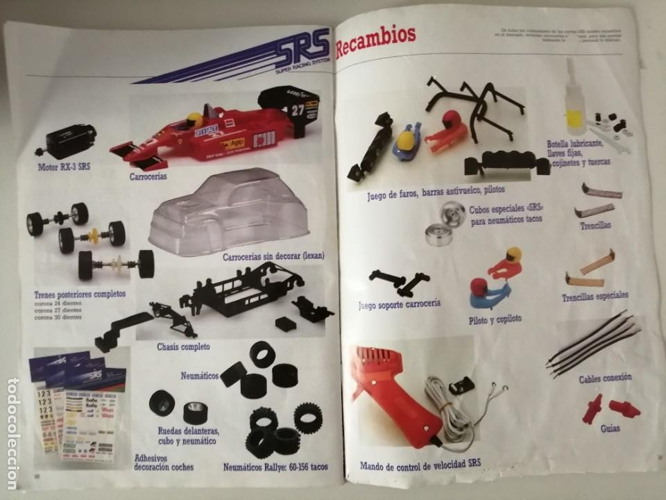 Scalextric: Scalextric GT 38 completo - Foto 31 - 222871048