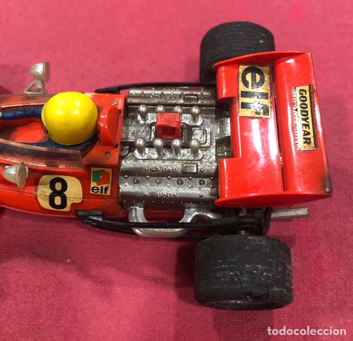 Scalextric: Antiguo coche de scalextric Ford Tyrrell. Ref. C 48 - Foto 4 - 223341853