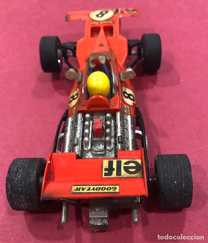 Scalextric: Antiguo coche de scalextric Ford Tyrrell. Ref. C 48 - Foto 5 - 223341853