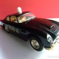 Scalextric: SCALEXTRIC TRIANG ASTON MARTIN DB 4 GT MARSHAL MM / C 68 NEGRO MADE IN ENGLAND. Lote 223407882