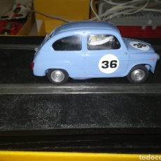 Scalextric: SEAT 600 SCALEXTRIC. Lote 223732376