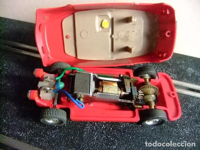 Scalextric: SCALEXTRIC TRI-ANG SEAT 600 ROJO PRIMERA SERIE fabricado en Espana - Foto 7 - 223742333