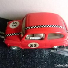 Scalextric: SCALEXTRIC TRI-ANG SEAT 600 ROJO PRIMERA SERIE FABRICADO EN ESPANA. Lote 223742333