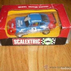 Scalextric: SCALEXTRIC PORCHE JOCAVI REF. 4066 ORIGINAL EXIN CON CAJA. Lote 223921221