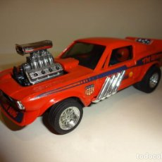 Scalextric: SCALEXTRIC. EXIN. FORD MUSTANG ROJO. REF. 4049. Lote 223981973