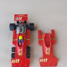 Scalextric: FORD TYRRELL P34 6 RUEDAS ROJO OSCURO SCALEXTRIC EXIN. Lote 224203371