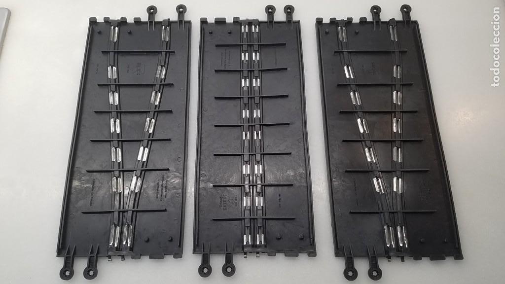 Scalextric: SLOT SCALEXTRIC EXIN TRAMO CHICANE GRANDE - Foto 2 - 224296746