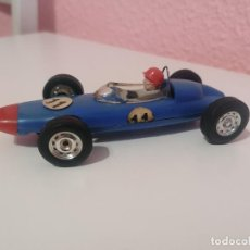 Scalextric: SCALEXTRIC TRI ANG MADE IN ENGLAND C 72 BRM AZUL CLARO. Lote 224579031