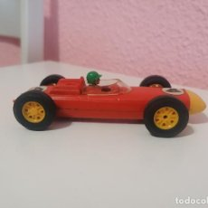 Scalextric: SCALEXTRIC TRI ANG MADE IN ENGLAND C 86 PORSCHE ROJO AMARRILLO. Lote 224579567