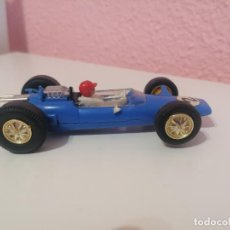 Scalextric: SCALEXTRIC TRI ANG MADE IN ENGLAND C 82 LOTUS AZUL CLARO. Lote 224580242