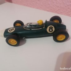 Scalextric: SCALEXTRIC TRI ANG MADE IN ENGLAND C 72 VERDE OSCURO 85. Lote 224581408