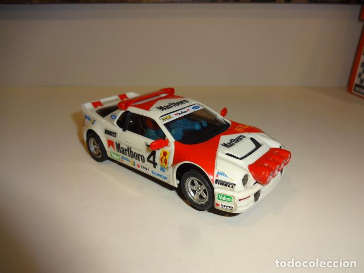 Scalextric: Scalextric. Exin. Ford RS200 marlboro - Foto 2 - 225990632
