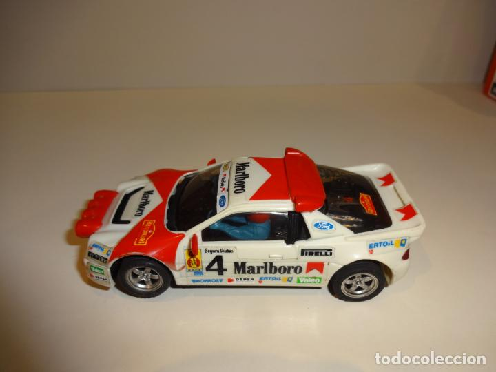 Scalextric: Scalextric. Exin. Ford RS200 marlboro - Foto 3 - 225990632