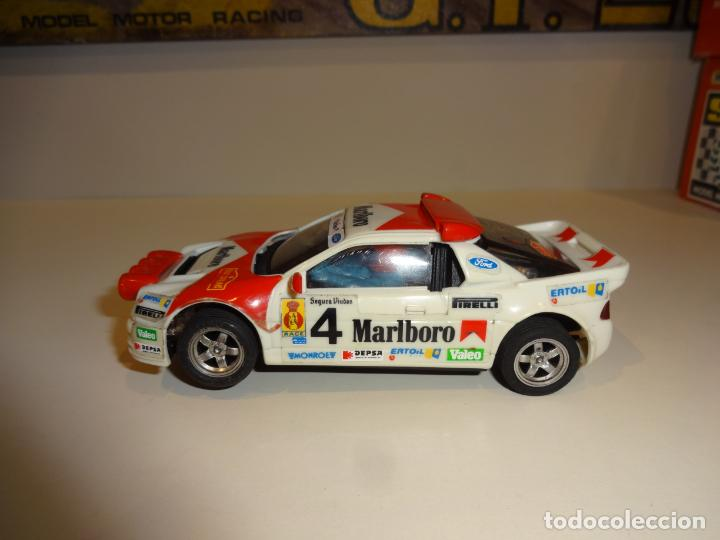 Scalextric: Scalextric. Exin. Ford RS200 marlboro - Foto 4 - 225990632