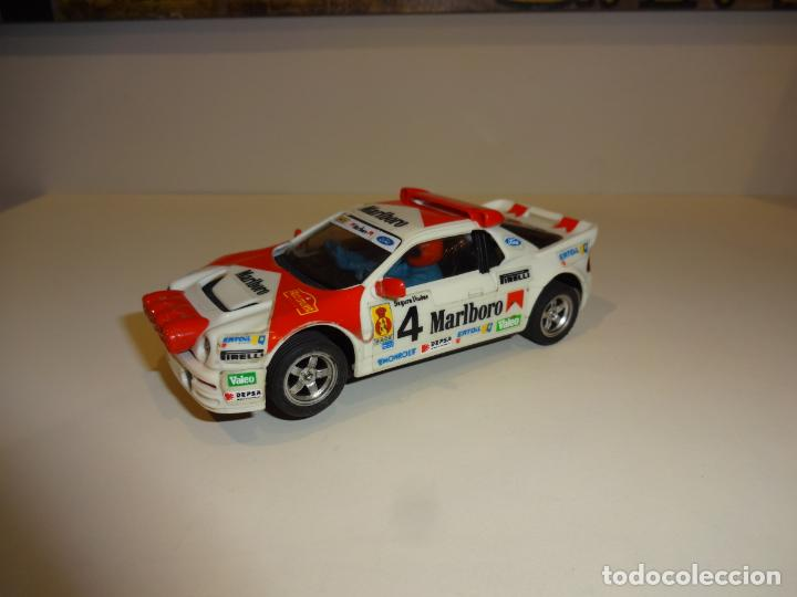 SCALEXTRIC. EXIN. FORD RS200 MARLBORO (Juguetes - Slot Cars - Scalextric Exin)