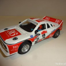 Scalextric: SCALEXTRIC. EXIN. LANCIA 037 R6. Lote 225994406