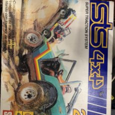Scalextric: SCALEXTRIC STS 4X4. Lote 226786845