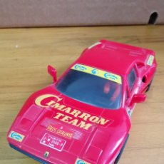 Scalextric: COCHE SCALEXTRIC FERRARI GTO CIMARRON REF. 4075. Lote 227278090