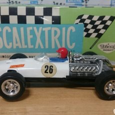 Scalextric: HONDA PRIMERA SERIE RACE TUNED BLANCO CHASIS NEGRO SCALEXTRIC EXIN. Lote 227623200