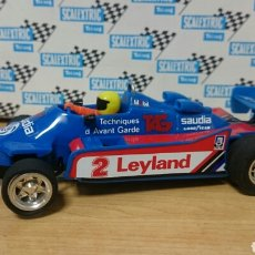 Scalextric: WILLIAMS AZUL SCALEXTRIC EXIN. Lote 227644529