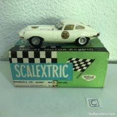 Scalextric: GT JAGUAR E C-34 - SCALEXTRIC. Lote 227841930