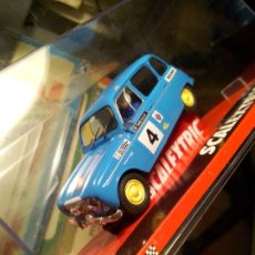 Scalextric: SCALEXTRIC RENAULT 4L MONTECARLO 2011. Lote 227905265