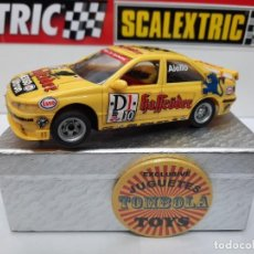 "Scalextric: PEUGEOT 406 "" HASSRODER "" SRS SCALEXTRIC. Lote 227941840"