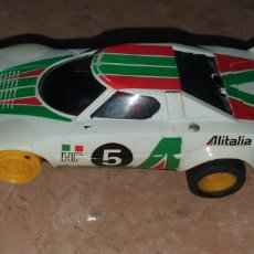 Scalextric: SCALEXTRIC LANCIA STRATOS REF.4056 MADE IN SPAIN. Lote 228890755