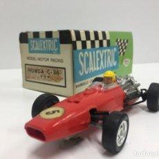 Scalextric: COCHE ESCALEXTRIC EXIN HONDA GT C 35, AÑOS 70. Lote 228908425