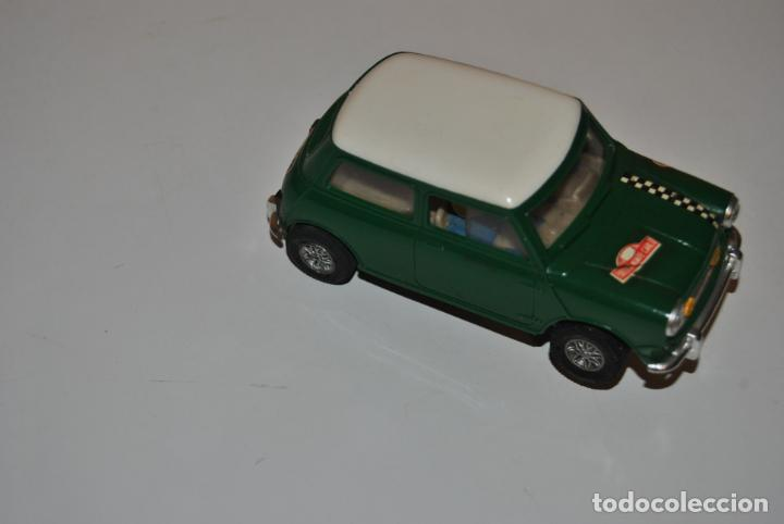 Scalextric: MINI COOPER SCALEXTRIC EXIN REF C-45 MADE IN SPAIN - Foto 2 - 229001412