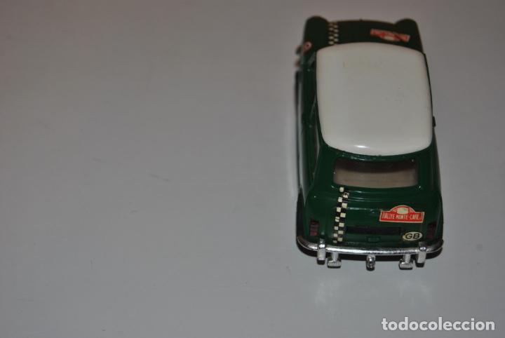 Scalextric: MINI COOPER SCALEXTRIC EXIN REF C-45 MADE IN SPAIN - Foto 3 - 229001412