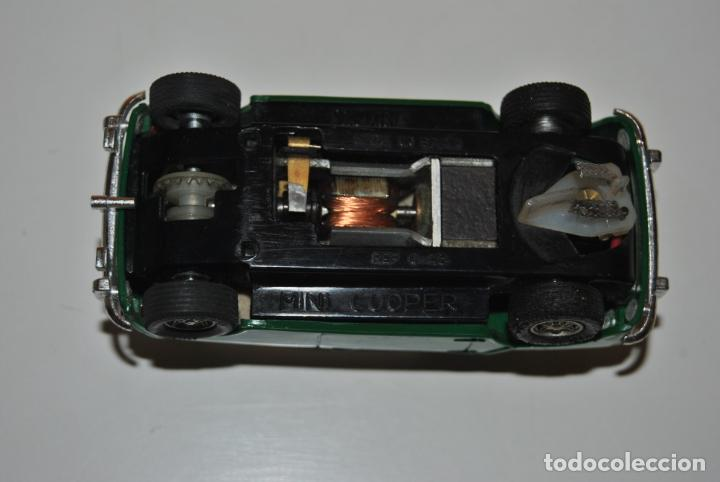Scalextric: MINI COOPER SCALEXTRIC EXIN REF C-45 MADE IN SPAIN - Foto 4 - 229001412